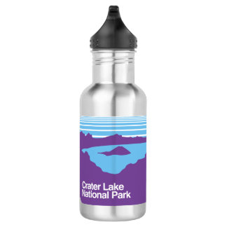 Crater Lake National Park 532 Ml Water Bottle