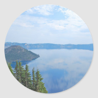 Crater Lake National Park Classic Round Sticker