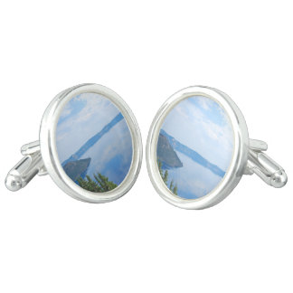 Crater Lake National Park Cuff Links