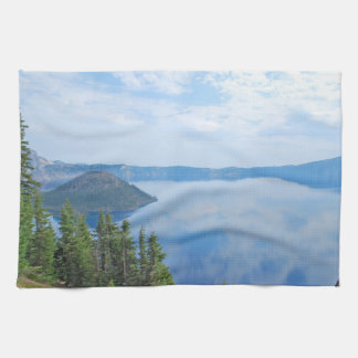 Crater Lake National Park Hand Towels