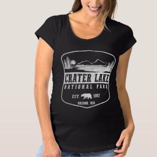 Crater Lake National Park Maternity T-Shirt