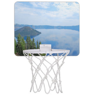 Crater Lake National Park Mini Basketball Hoop