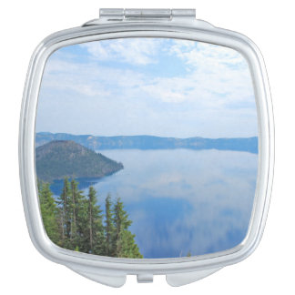 Crater Lake National Park Mirror For Makeup