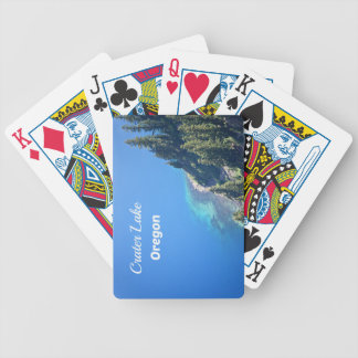 Crater Lake National Park, OR Bicycle Playing Cards