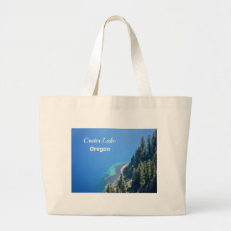 Crater Lake National Park, OR Large Tote Bag
