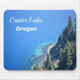 Crater Lake National Park, OR Mouse Pad