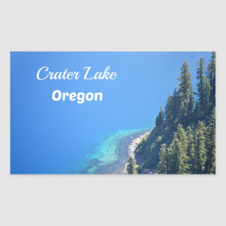 Crater Lake National Park, OR Sticker