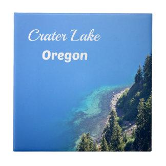 Crater Lake National Park, OR Tile