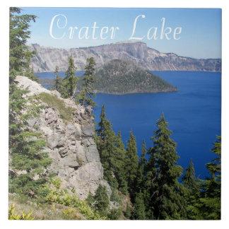 Crater Lake National Park Photo Tile