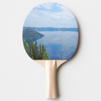 Crater Lake National Park Ping Pong Paddle
