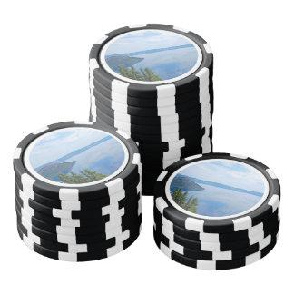 Crater Lake National Park Set Of Poker Chips