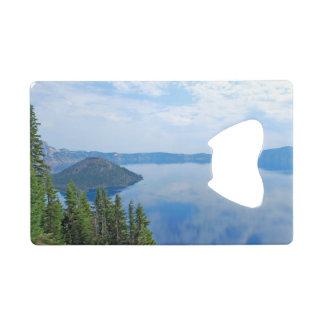 Crater Lake National Park Wallet Bottle Opener