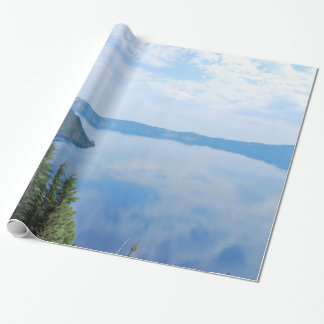Crater Lake National Park Wrapping Paper