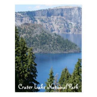 Crater Lake National ... Postcard