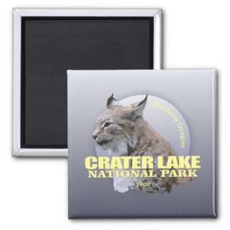 Crater Lake NP (Lynx) WT Magnet