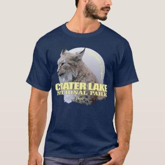 Crater Lake NP (Lynx) WT T-Shirt