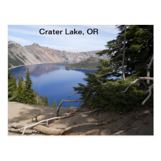 Crater Lake, OR Postcard