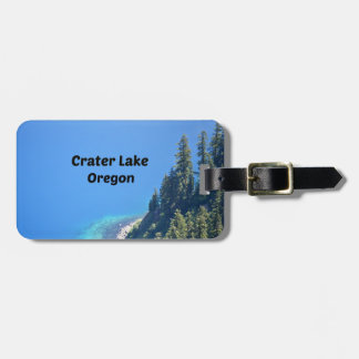Crater Lake, Oregon Luggage Tag