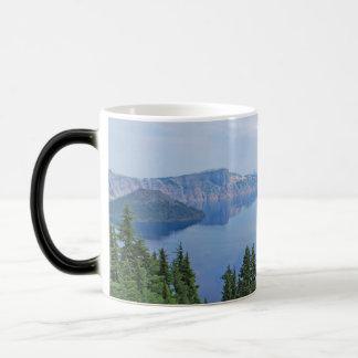 Crater Lake Oregon Magic Mug