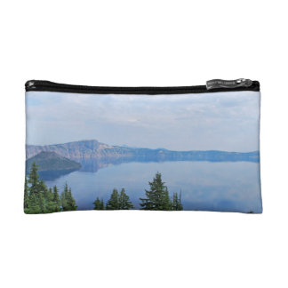 Crater Lake Oregon Makeup Bag
