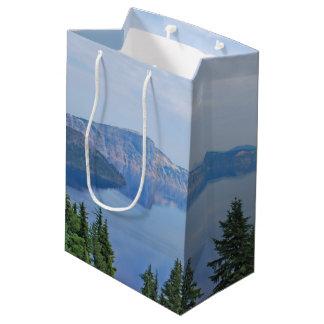 Crater Lake Oregon Medium Gift Bag
