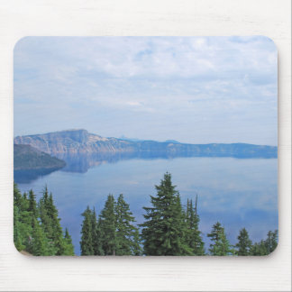 Crater Lake Oregon Mouse Pad