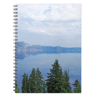 Crater Lake Oregon Notebooks