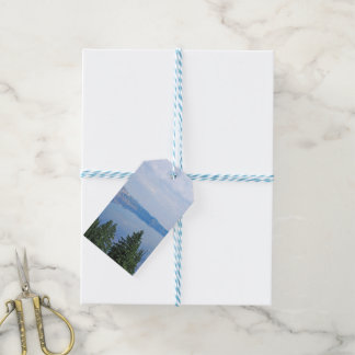 Crater Lake Oregon Pack Of Gift Tags