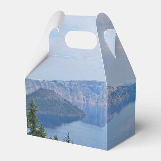 Crater Lake Oregon Party Favor Box