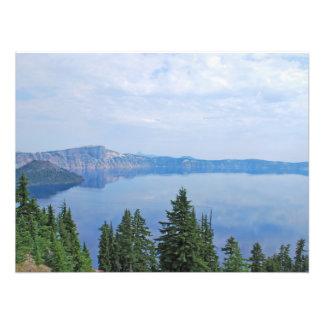 Crater Lake Oregon Photo Print