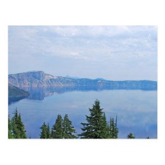 Crater Lake Oregon Postcard