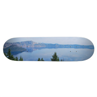 Crater Lake Oregon Skateboard Deck