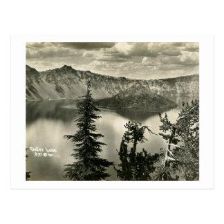 Crater Lake, Oregon Vintage Postcard
