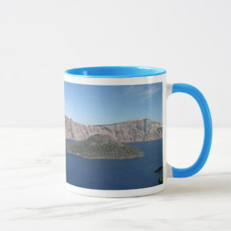 Crater Lake Panoramic Mug