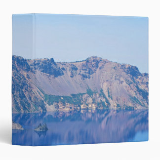 Crater Lake Phantom Ship 3 Ring Binder