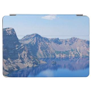 Crater Lake Phantom Ship iPad Air Cover