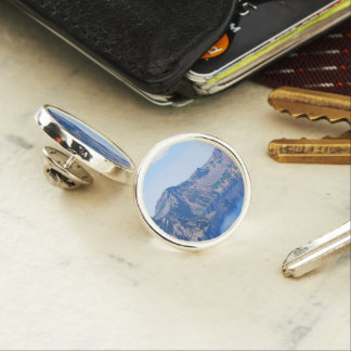 Crater Lake Phantom Ship Lapel Pin
