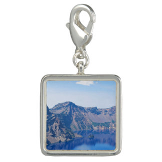 Crater Lake Phantom Ship Photo Charms