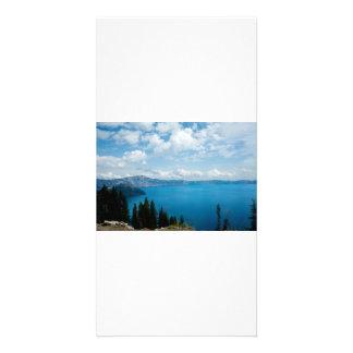 Crater Lake Photo Card