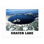 Crater Lake Post Card