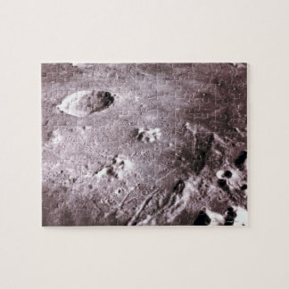 Craters on the Moon Jigsaw Puzzle