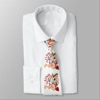 Cravate d'AMOUR de GARÇON de VALENTINE