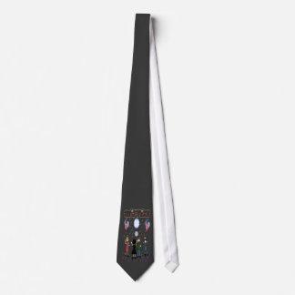 Cravate de la partie de nouvelle année
