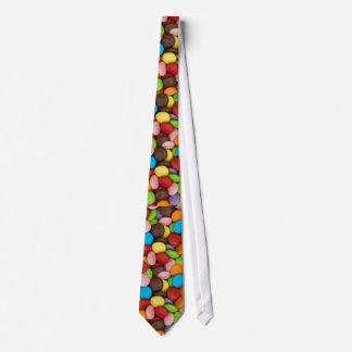 cravate de nouveauté d'arrière - plan de