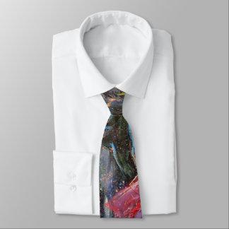 Cravate de tempête de pluie : Deuxième version