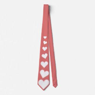 Cravates mignonnes de l'amour de Valentine de la