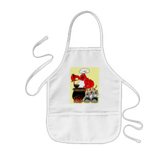 CRAWDAD COOK KIDS APRON