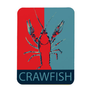 Crawfish B. Crawfish Photo Magnet
