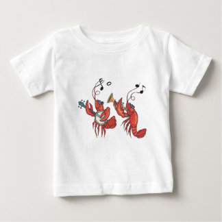 Crawfish Band 1.pdf Baby T-Shirt