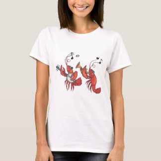 Crawfish Band 1.pdf T-Shirt